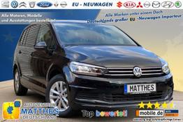 Volkswagen Touran      Trendline :7Sitzer  TechnikPak  Klima  Tempomat