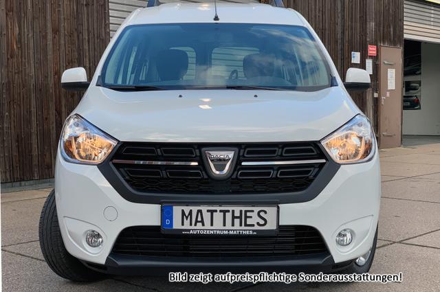 Lagerfahrzeug Dacia Dokker - Comfort :SOFORT/ nur diese Woche/ begrenzte Stückzahl