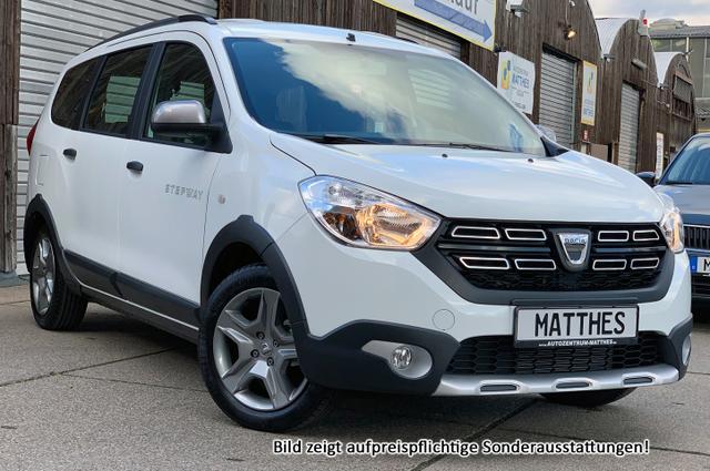"""Bestellfahrzeug, konfigurierbar Dacia Lodgy - Stepway Outdoor :NAVI  Parkhilfe  Tempomat  16"""" Alu  Klima"""