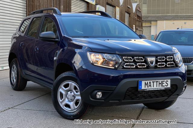 Bestellfahrzeug, konfigurierbar Dacia Duster - Comfort :WinterPak  Klima  Radio  Tempomat  NSW