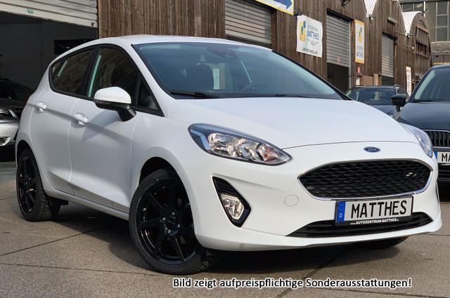 Bestellfahrzeug, konfigurierbar Ford Fiesta - Trend :Klima  LaneAssist  Lichtsensor