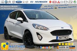 Ford Fiesta 5D - Trend :Klima  LaneAssist  Lichtsensor