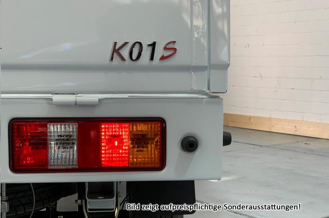 DFSK K01 K01S :SOFORT+ Klima+ USB+ Nebelscheinw.+ elektr. Fensterh.+ Zent