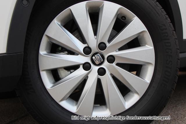 Seat Arona Style :SOFORT+ NAVI+ WinterPak+ Parkhilfe+ Klimaauto.+ Tempo+ 16