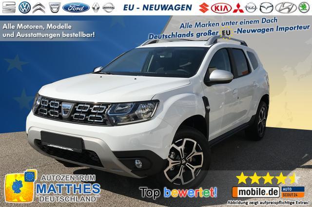 Lagerfahrzeug Dacia Duster - Prestige :SOFORT/ nur diese Woche / begrenzte Stückzahl AZM Adventure Edition