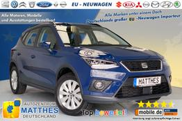 SEAT Arona      Reference :Klima  Radio  Bluetooth  Frontassist