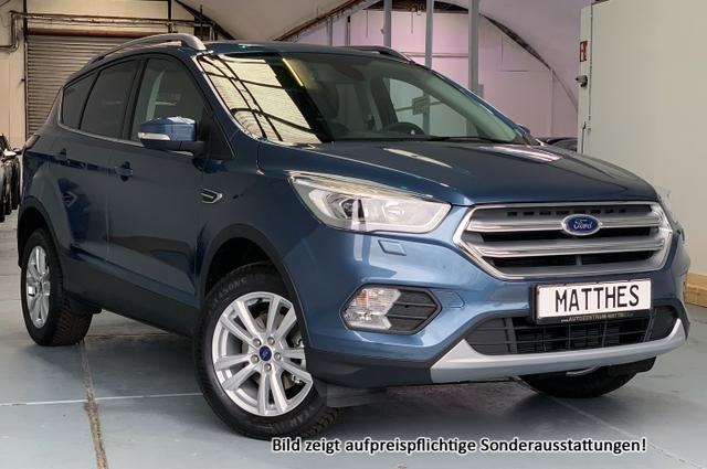 Ford Kuga - Titanium :NAVI+ Teilleder+ AutoPark+ StylingPak