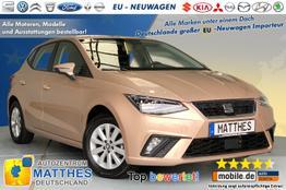 SEAT Ibiza 5D - Reference :Radio  Klima  ZV mit FB