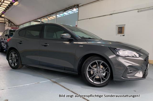 Ford Focus ST-Line Business :SOFORT+ NAVI + WinterPak+ Parkhilfe v/h