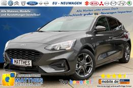 "Ford Focus Limo 5D [Aktion!] - Vignale :Handy-NAVIGATION   17""ALU  Wint"