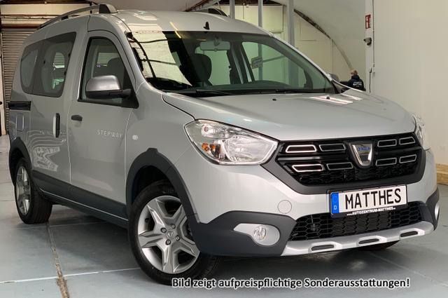 Bestellfahrzeug, konfigurierbar Dacia Dokker - Stepway :Tempomat  Dachreling  Klima  Radio  NSW