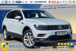 "Volkswagen Tiguan Allspace (Aktion)      Comfortline :Klimaauto.  PDC v/h  17""Alu  ACC"