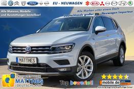 """Volkswagen Tiguan Allspace (Aktion)      Highline :7 Sitzer  LED  PDC v/h  18""""Alu  Klimaauto."""