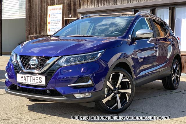 Nissan Qashqai - Acenta :Panorama+ Handy-NAVIGATION* Mit neuen EVAPO Motor!!!