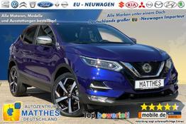 "Nissan Qashqai (AKTION!) - Acenta Connect:NAVI  Kamera  17""  Klimaau"