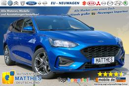 Ford Focus Turnier [Aktion!] - AZM Cool & Connect Edt.:NAVI   WinterPak Parkpilot