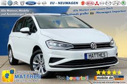 Volkswagen Golf Sportsvan (Aktion!) - AZM Highline Edit.:PDC v/h  ACC  Klimaaut