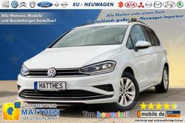 Volkswagen Golf Sportsvan (Aktion!) - AZM Comfortline Edit.:Klimaaut.  Radio  Tempoma