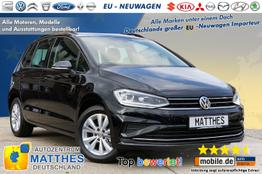 Volkswagen Golf Sportsvan (Aktion!) - AZM Comfortline Edit.:Handy-NAVIGATION   Winter