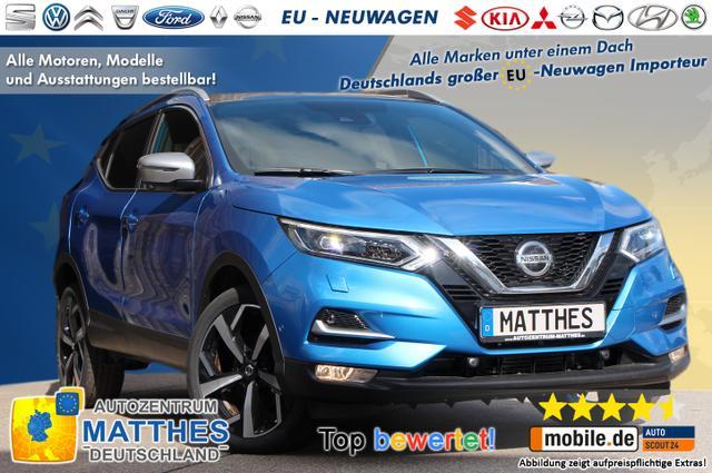 Nissan Qashqai - N-MOTION (AKTION!) :Panorama+ SafetyShieldPlus+ LED-Scheinwerfer Aktionsmodell! Nur diesen Monat! Begrenzte Stückzahl!
