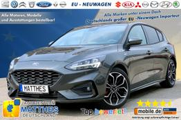 "Ford Focus Limo 5D [Aktion!] - ST-Line :Handy-NAVIGATION   17""ALU"