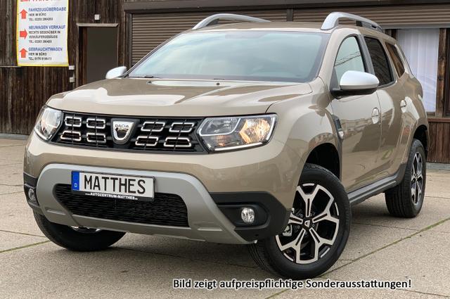 "Bestellfahrzeug, konfigurierbar Dacia Duster - Prestige :NAVI  Kamera  Park  17""  Klima"