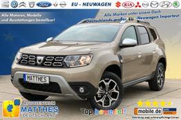 """Dacia Duster - Prestige :NAVI  WinterPak  Kamera  Park  17""""  Klima"""