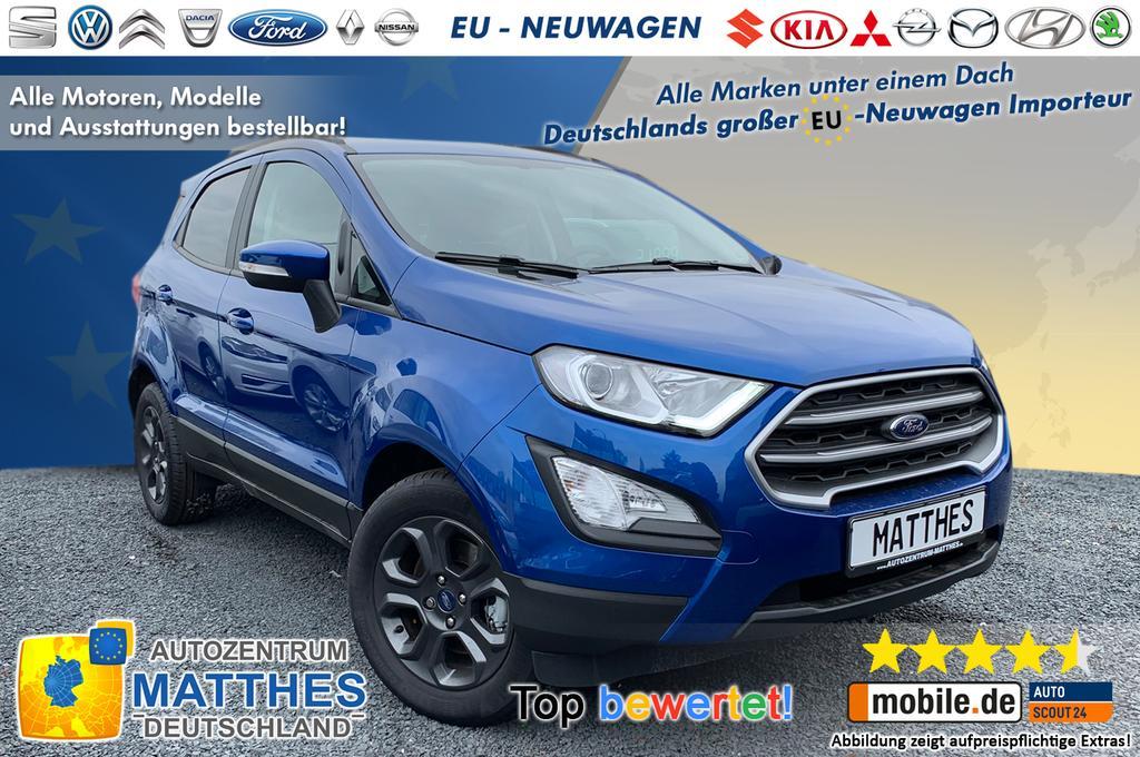 Ford Ecosport Titanium Handy Navigation Teilleder Klimaa Und
