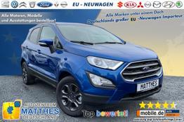 Ford EcoSport - Titanium :Handy-NAVIGATION    Teilleder