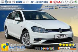 Volkswagen Golf Variant (Aktion!) - Comfortline PLUS :Handy-NAVIGATION