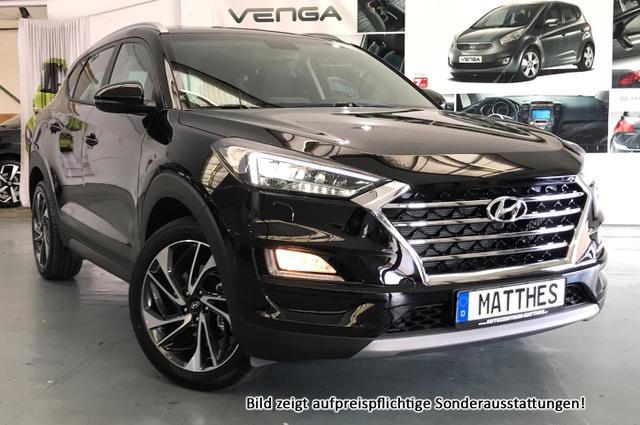 Hyundai Tucson - Style :NAVI+ 360°+ 18