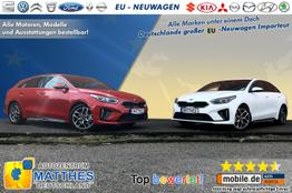 "Kia ProCeed - GT PlusLine :Leder  10"" NAVI  JBL  E-Heck  LED  Winter"