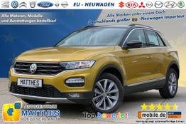 Volkswagen T-Roc - Style :WinterPak  Parkhilfe  Radio  LaneAsst.