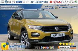 "Volkswagen T-Roc      Sport :WinterPak  LED  17""Alu  RadioMedia"
