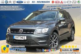 Volkswagen Tiguan (Aktion!) - AZM Highline Edt.:Handy-NAVIGATION   WinterPak  Klimaauto.  PDC