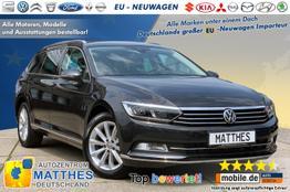 Volkswagen Passat Variant - AZM Comfortline Edt.:SOFORT/ nur diese Woche / begrenzt