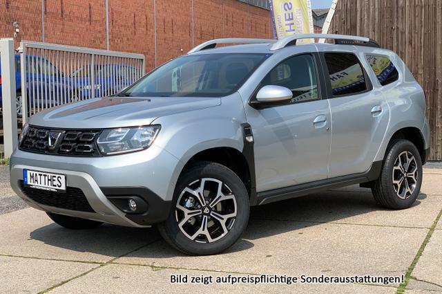 Bestellfahrzeug, konfigurierbar Dacia Duster - Comfort :Klima  Radio  Tempomat  NSW  Lederlenkrad