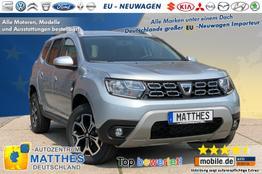 Dacia Duster      Comfort :WinterPak  Klima  Radio  Tempomat  NSW