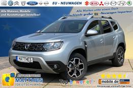 """Dacia Duster - Prestige :NAVI  Kamera  Park  17""""  Klima"""