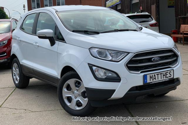 Ford EcoSport - Trend :Radio+ Klima+ NSW+ LED TFL+ 16