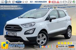 Ford EcoSport (AKTION!)      Connected :Handy-NAVIGATION   Klima  NSW  LED TFL  16""