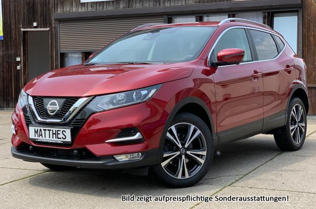 Nissan Qashqai - Tekna+ :Leder+ BOSE+ SafetyShield+ Pano