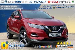 Nissan Qashqai (AKTION!) - Tekna BOSE :SafetyShieldPlus  Panorama
