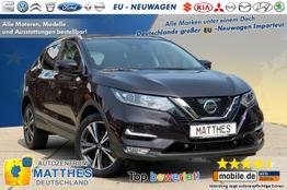 Nissan Qashqai      Acenta :Panorama  Handy-NAVIGATION  Mit neuen EVAPO Motor!!!