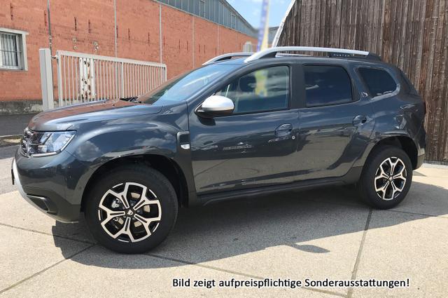 Dacia Duster - Access :ESP+ ZV mit FB+ Seitenairbag Limitierte Sonderaktion!