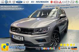 Volkswagen Tiguan      AZM JOIN Edt.:LED  Handy-NAVIGATION   Klimaauto