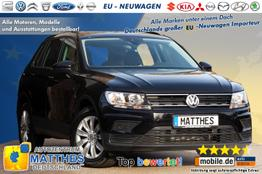 "Volkswagen Tiguan (Aktion!) - Comfortline :Klimaauto.  PDC v/h  17""Alu  ACC"