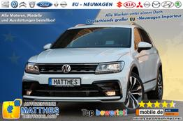 "Volkswagen Tiguan (Aktion!)      R-Line :LED  PDC v/h  19""Alu  AutoKlima  Sportsitze"