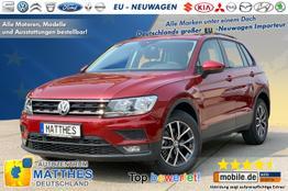 "Volkswagen Tiguan (Aktion!)      Highline :LED  PDC v/h  18""Alu  Klimaauto.  Sportsitze"