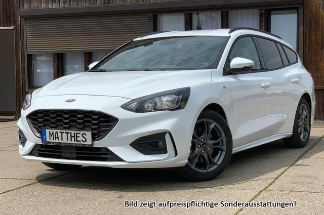 Ford Focus Turnier ST-Line Business :SOFORT+ NAVI+ LED+ WinterPak+ DesignPak+ 18""